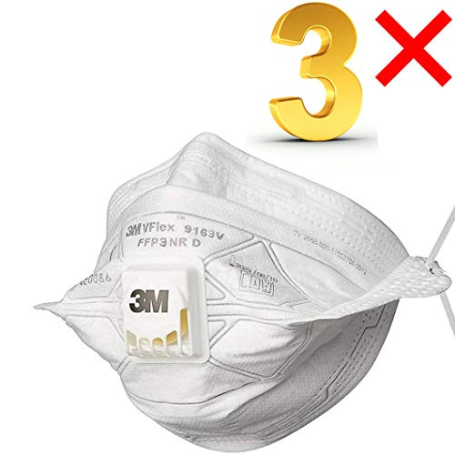 3m atemschutz maske ffp3