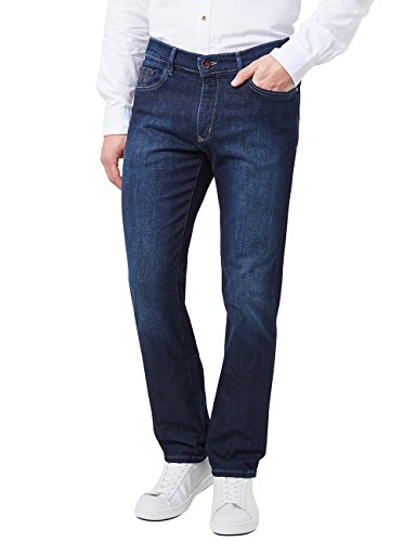 Homme Rando Used Droit Red Jean Pioneer dark Edition 14 Bleu S1OqXnwOvA