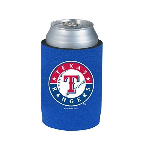 MLB Texas Rangers Kolder Holder, One Size, Multicolor (Rangers Kolder Texas Cooler)