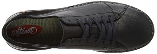 Softinos Ladies Ter401sof Low-top Nero (nero)