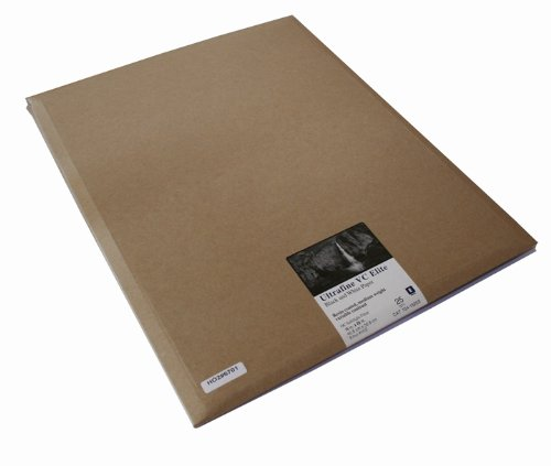 Ultrafine VC ELITE Pearl Variable Contrast RC Paper 16 x 20 / 25 Sheets by Ultrafine