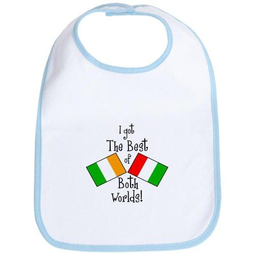 (CafePress - Irish-Italian Kid