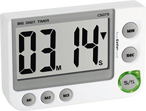 91 opinioni per TFA 38.2024- Timer elettronico e cronometro