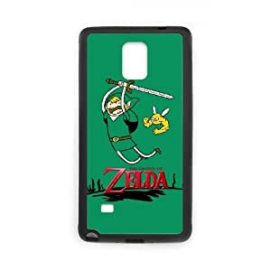 Exquisite stylish phone protection shell Samsung Galaxy Note 4 Cell phone case for The Legend of Zelda Cartoon pattern personality design
