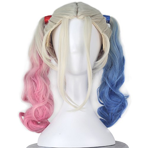 Colors Dyeing Cosplay Costume Halloween product image