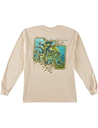 "<span class=""a-offscreen"">[Sponsored]</span>Mens Bass Long Sleeve T-Shirt"