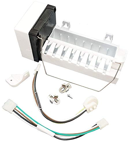 Compatible Refrigerator Icemaker for Whirlpool Kenmore Coldspot IM943 106.626633 106.626636