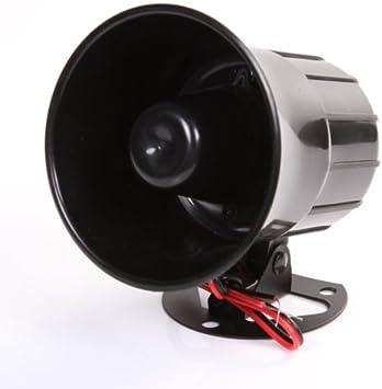 Wen Cheng 12v Sirene Lufthorn Lautsprecher Redner Siren Für Auto Van Lkw Pa System 15w Laute Elektrische Alarmanlage Auto