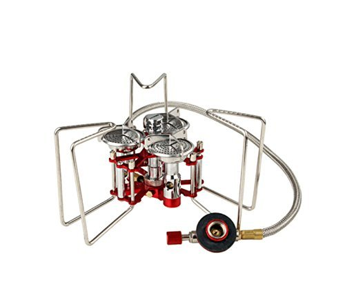 Cheap Bulin Camping Stove Cooking Gas Stove 298g