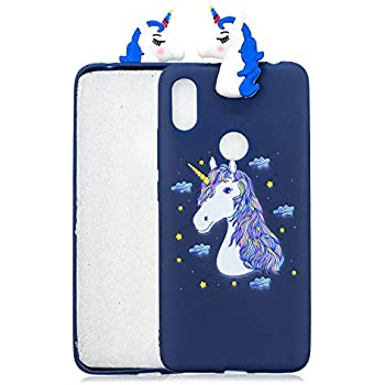 Amazon.com: IVY Redmi S2 Case [3D Cartoon] Ultra Thin Soft ...