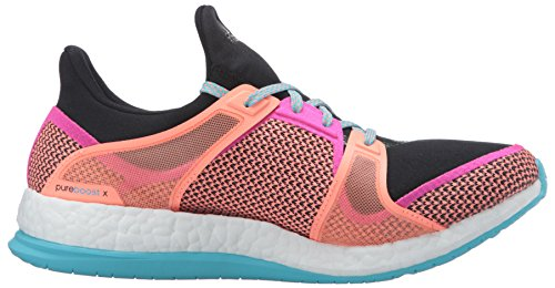 Boost Pink X Tr Black Yellow adidas Women's Pure Glow Shoes Shock W Sun Running qxRwEvw