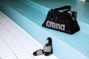arena Therese Fast Woman Sports Duffel Bag Black//White Arena North America 001454-515-NS