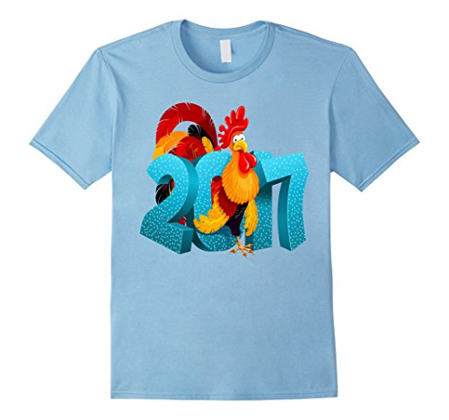 Men's Colorful Rooster of 2017