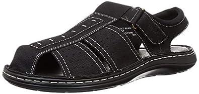 BATA Men's Terrance Fm Outdoor Sandals