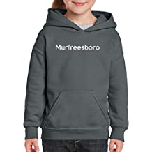 Ugo Murfreesboro TN Tennessee Flag Nashville Map Tigers Home Tennessee State Girls Boys Youth Kids Hoodie