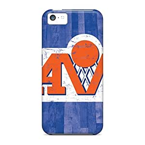 New Style L.M.CASE Cleveland Cavaliers Premium Tpu Cover Case For Iphone 5c