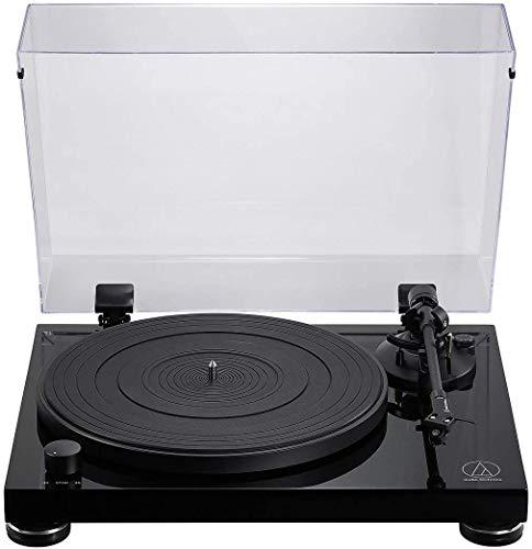 Audio-Technica AT-LPW50PB Handmatige platenspeler met riemaandrijving
