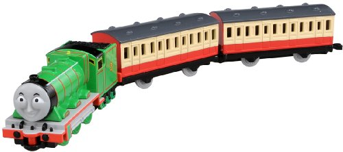 Carriages and two Tomica Thomas Henry by Takara Tomy