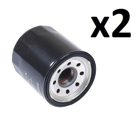 2 Engine Oil Filters Bosch 3300 For: Kia Rio Infiniti G35 Q5