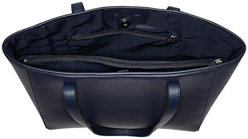 ESPRIT 997ea1o803 - Shoppers y bolsos de hombro Mujer Azul (Navy)