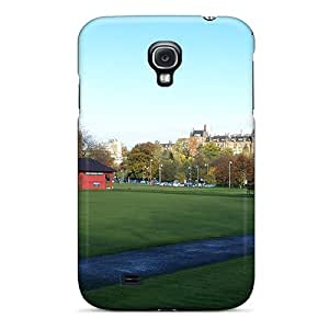 Special VMoore Skin Case Cover For Galaxy S4, Popular Glasgow University Phone Case