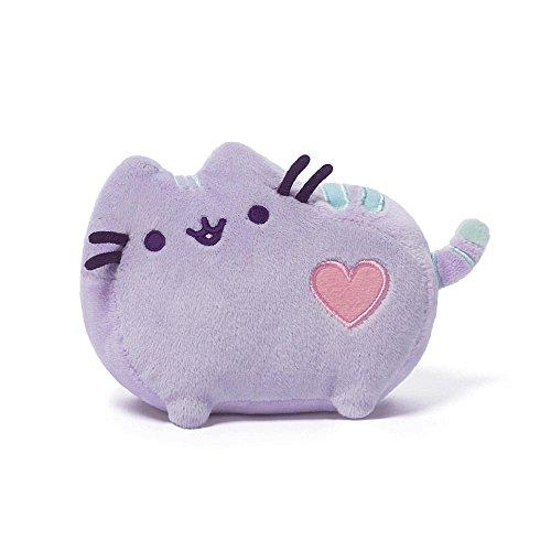 Gund 6 inch Pusheen Pastel Plush - Purple 2PC
