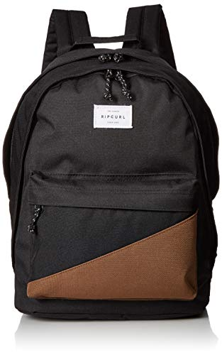 (Rip Curl Men's Double Dome Cali Backpack, Black, 1SZ )