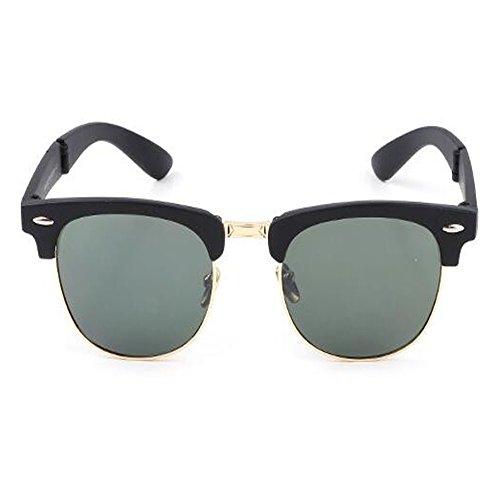 Portable Homme Rtero Plier lunettes UV Mode soleil Anti fatigue Classique pour Hzjundasi Anti Cadre de Charnière soleil de C5 Lunettes Des Femme et SCOwx5q