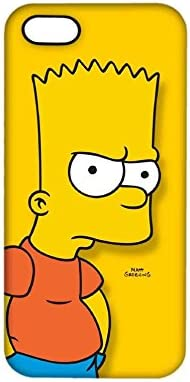 Bart Simpson - Case For Iphone 5 5S  Amazon.in  Electronics b30a1d3cc0f
