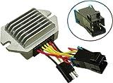 Polaris Voltage Regulator Model 600 RMK 2013-2016 / 600 Rush 2013-2014 Snowmobile Part# 12-3080, SM-01237 OEM# 4013460