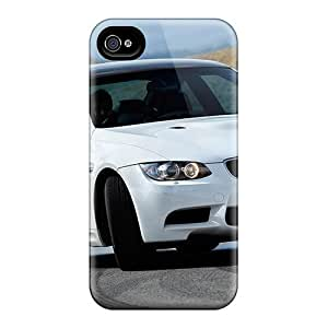 NvV2946nJXu Case Cover Protector For Iphone 4/4s Bmw M3 Coupe Competition Package Uk Spec E92 '2010 Case