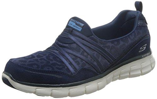 D'lites Delle Blu me Di nvw Tempo Donne Sneaker Skees Skechers Moda qP5C41Pg