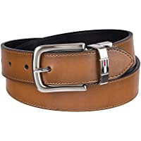 Tommy Hilfiger Boys' Big Reversible Dress Belt,