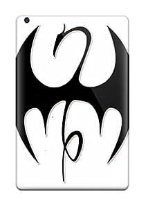 Tpu Fashionable Design Iron Fist Rugged Case Cover For Ipad Mini New 4835523I54349864