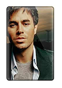 Pauline F. Martinez's Shop Hot 6681699J20410601 New Tpu Hard Case Premium Ipad Mini 2 Skin Case Cover(enrique Iglesias)