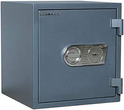 Rottner T06205 Atlas Fire Premium 45-Caja Fuerte ignífuga con Llave de Nivel EN1, Color Antracita: Amazon.es: Bricolaje y herramientas