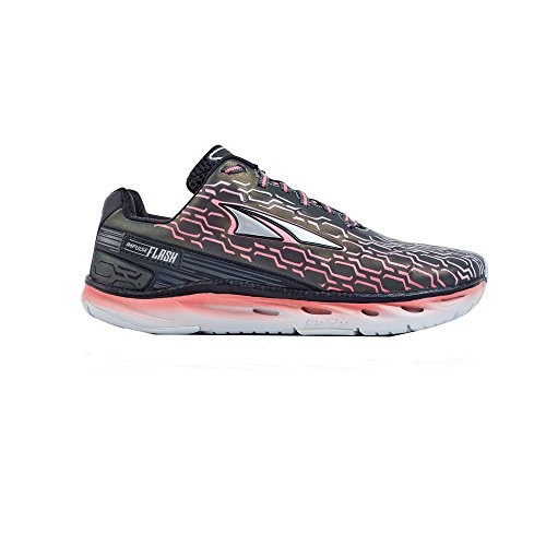 Altra Womens Impulse Flash Sneaker Zwart / Suikerkoraal