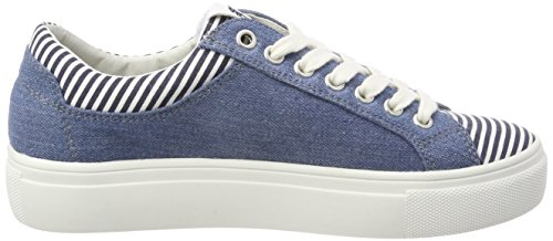 Femme Jean 4896803 Bleu Tom Baskets Tailor qwO4aU6At