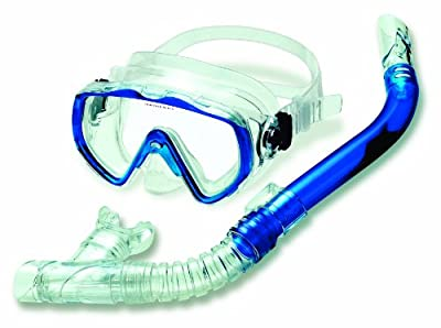 Swimline Thermotech Sea Searcher Mask and Snorkel Set