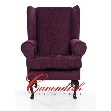 Cavendish Silla ortopédica de asiento profundo en color ...