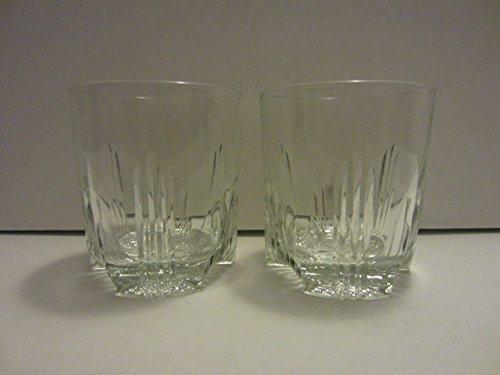 set-of-2-disaronno-italian-liqueur-versace-fashion-house-luxury-designer-lowball-rocks-glasses