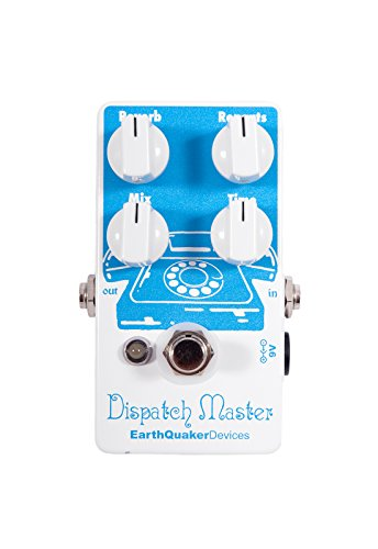EarthQuaker Devices Dispatch Master Delay/Reverb Effects Pedal