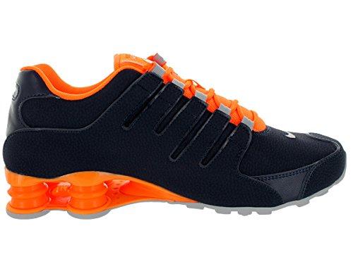 NZ Sportive Tttl Mtllc Wlf Nike Gry Shox Uomo S EU Orng Scarpe Obsdn 5nnfIq0z