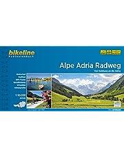 Alpe Adria Radweg: Von Salzburg an die Adria. 1:50.000, 403 km, wetterfest/reißfest, GPS-Tracks Download, LiveUpdate (Bikeline Radtourenbücher)