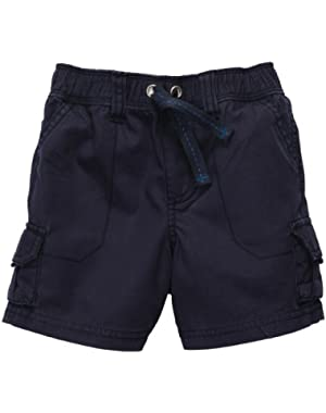 Carter's Infant Cargo Short - Navy-24 Months