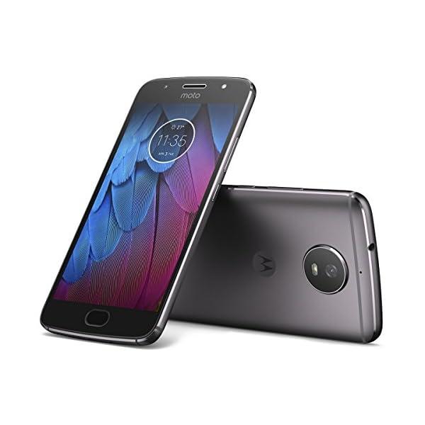 Motorola G5s (Lunar Grey, 4GB RAM, 32GB Storage)