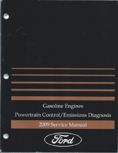 2009 Service Manual Ford: Gasoline Engines, Powertrain Control / Emissions Diagnosis