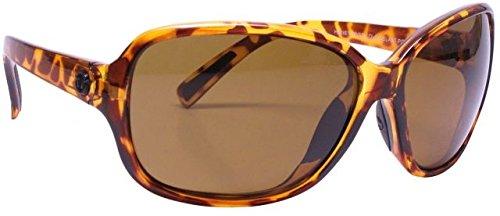 Unsinkable Polarized Women's Lotus floating polarized sunglasses, Honey - Sunglasses Reflekt Unsinkable