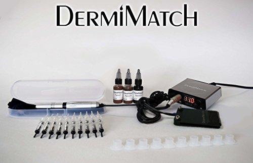 Complete Scalp Micropigmentation kit by DermiMatch by DermiMatch LLC