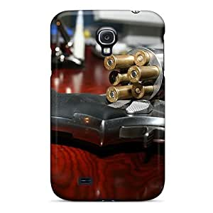 Hot Snap-on World Famous Gun 02 Hard Cover Case/ Protective Case For Galaxy S4